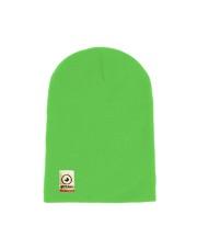 Czapka Stforky Logo zielona fluo
