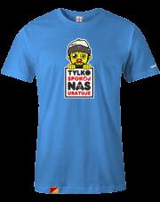T-shirt męski Tylko spokój Nas uratuje /Zmc