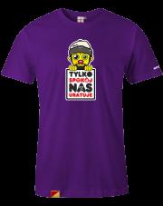 T-shirt męski Tylko spokój Nas uratuje /Zmc1