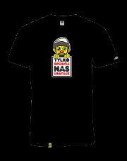 T-shirt dziecięcy Tylko spokój Nas uratuje /Zmc