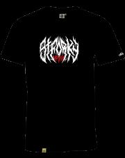 T-shirt męski Six six six
