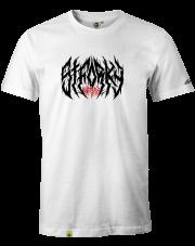 T-Shirt męski Stforky Six six six / biała