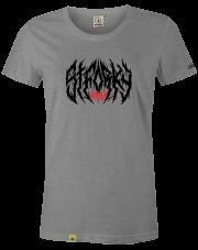 T-shirt damski Six six six