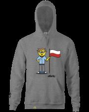 Bluza z kapturem Stforky z Polski