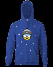 Bluza z kapturem Stforky na zimę / Chłopak