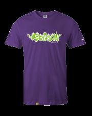 T-Shirt dziecięcy Stforky Style #1 Fiolet