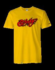T-Shirt dziecięc Stforky Style #2 Żółty
