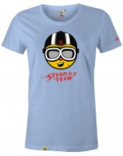 T-Shirt damski Stforky Race Team