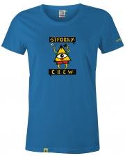 T-Shirt damski Dża Stforky