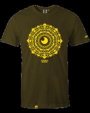 T-Shirt męski Stforky Mandala #1