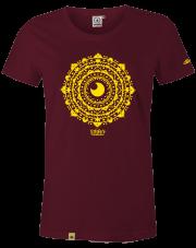 T-Shirt damski Stforky Mandala #1